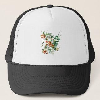 Ruby-throated Humming Bird Audubon Birds America Trucker Hat
