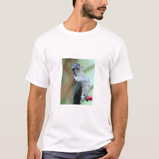 Ruby-Throated Hummingbird 2003-0281a T-Shirt