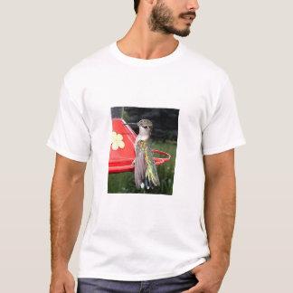 Ruby-Throated Hummingbird 2005-0621a T-Shirt