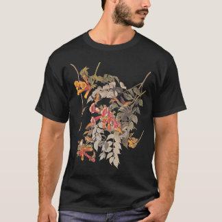 Ruby Throated Hummingbird Audubon Plate 47 T-Shirt