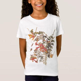 Ruby Throated Hummingbird Audubon Plate 47 T-Shirt