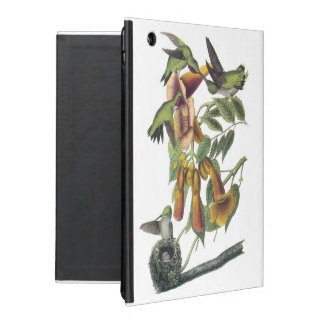 Ruby-throated Hummingbird by Audubon iPad Cases