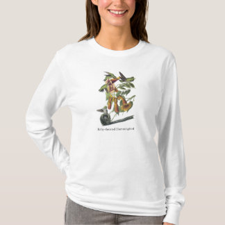 Ruby-throated Hummingbird, John Audubon T-Shirt
