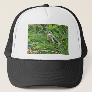Ruby-Throated Hummingbird Photography Trucker Hat