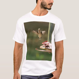 Ruby-throated Hummingbird Shirt