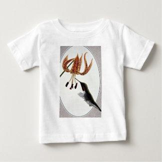Ruby-throated hummingbird tee shirts