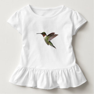Ruby Throated Hummingbird Toddler T-shirt
