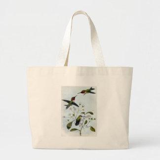 Ruby-throated Hummingbirds Bags