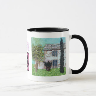 Ruby Wings Designs French Interlude Mug