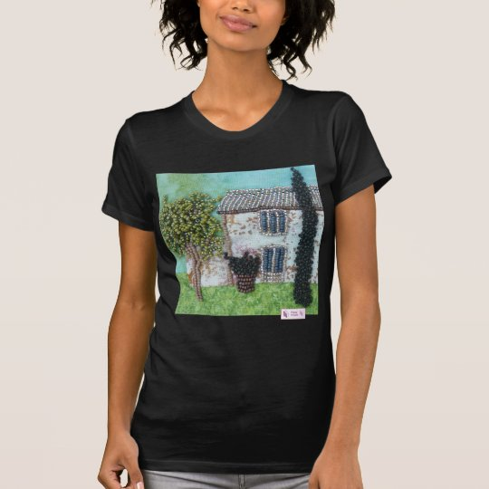 Ruby Wings Designs French Interlude T-Shirt