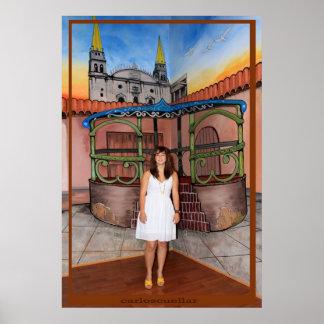 ruby's cafe oxnard california poster