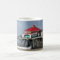 Ruby's Diner - Huntington Beach Pier Coffee Mug