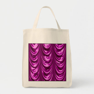 ruched, ruching, satin, luxurious, golden, scallop tote bag
