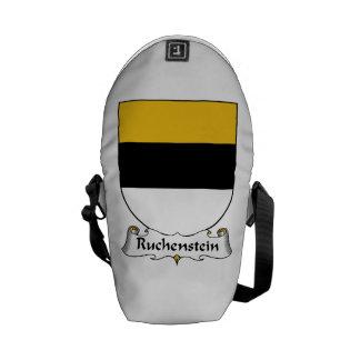 Ruchenstein Family Crest Messenger Bag