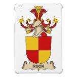 Ruck el escudo de la familia iPad mini funda