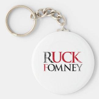 Ruck Fomney.png Basic Round Button Keychain