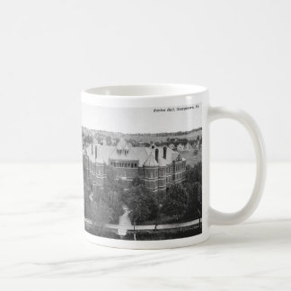 Rucker Hall, Georgetown Baptist College Mug