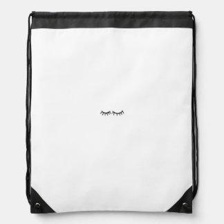 Rucksack cord drawstring bag