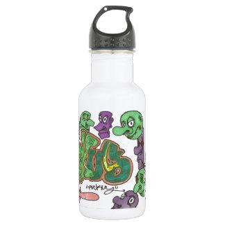 """ruckus n friends""""Liberty Bottle"""" Stainless Steel Water Bottle"""
