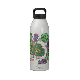 "ruckus n friends""Liberty Bottle"" Reusable Water Bottles"