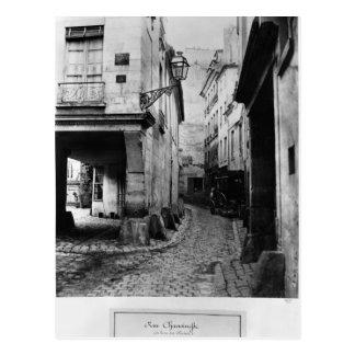 Ruda Chanoinesse, de DES Chantres de la ruda, Parí Postal