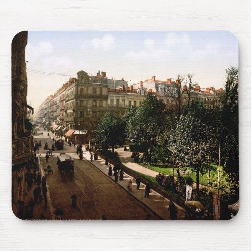 Ruda d'Alsace-Lorena Toulouse Francia Mouse Pad
