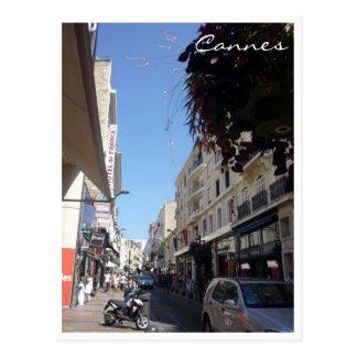 ruda de Cannes Tarjeta Postal