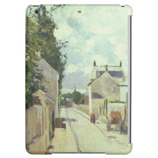 Ruda de l'Ermitage, Pontoise, 1874 (aceite en lona