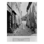 Ruda Gracieuse, de la ruda Daubenton, París Tarjetas Postales