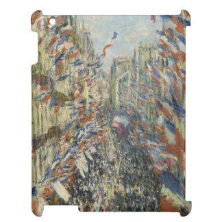 Ruda Montorgueil en París de Claude Monet