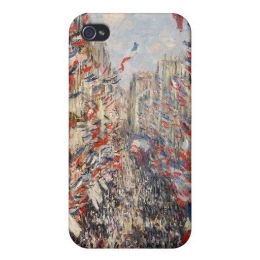 Ruda Montorgueil, trigésimo de junio de 1878 - Cla iPhone 4/4S Fundas