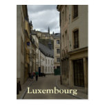 Ruda Münster, Grund, Luxemburgo Tarjeta Postal