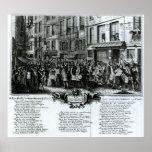 Ruda Quinquempoix en 1720 Impresiones