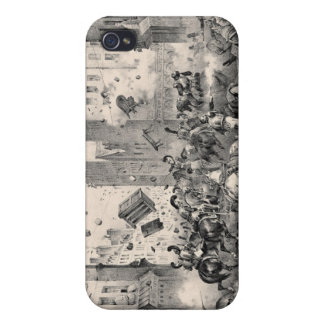 Ruda Santo-Antoine iPhone 4/4S Carcasas