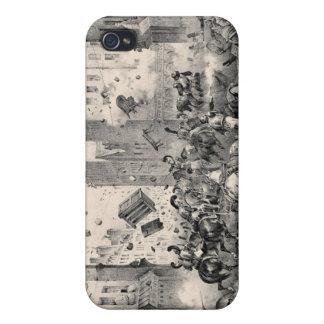 Ruda Santo-Antoine iPhone 4 Carcasa