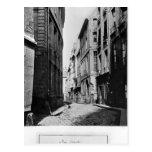 Ruda Serpente, París, 1858-78 Tarjetas Postales
