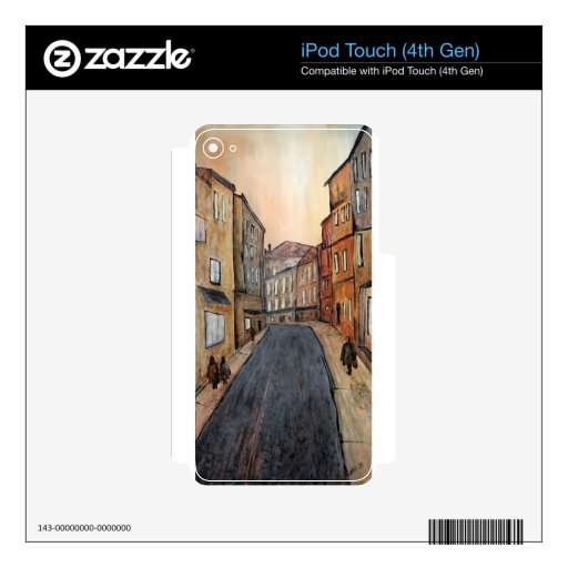 Ruda Skins Para iPod Touch 4G