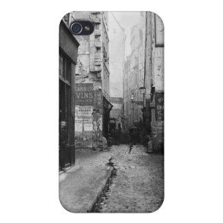Ruda Tirechape, de la ruda de Rivoli, París iPhone 4/4S Carcasa