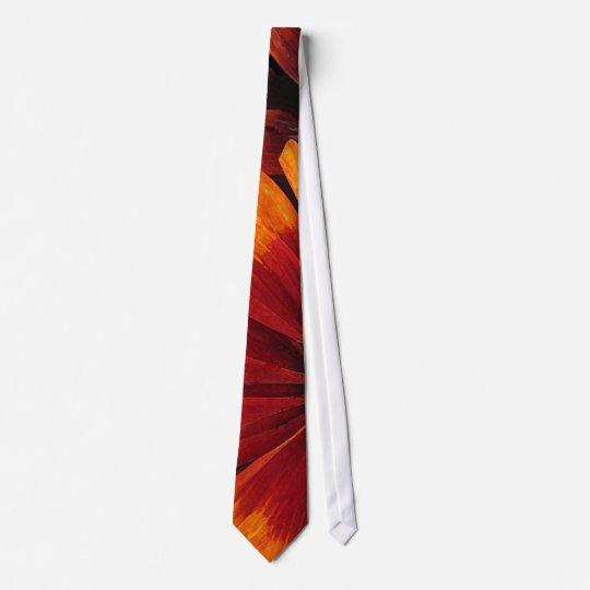 Rudbeckia Abstract Neck Tie