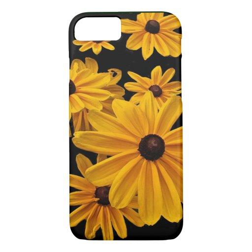 Rudbeckia Garden Flowers Floral iPhone 7 Case