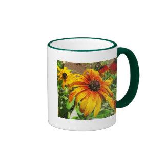 Rudbeckia Ringer Mug
