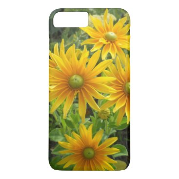 Rudbeckia With Green Centers iPhone 8 Plus/7 Plus Case