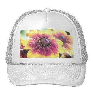 Rudbeckias At Daybreak Trucker Hat