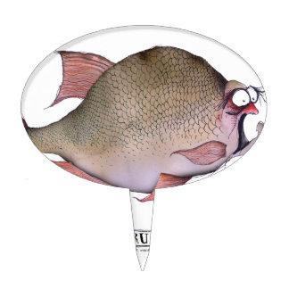 Rudd fish, tony fernandes cake picks