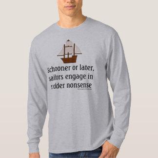 Rudder Nonsense T Shirt
