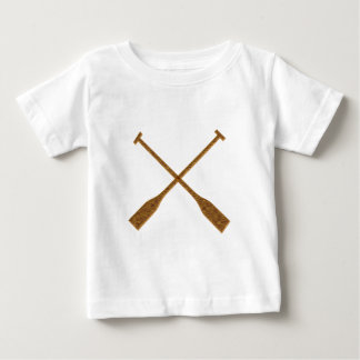 Rudder oars baby T-Shirt