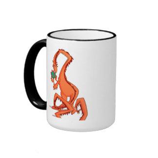 Rudder's Greedy Christmas Mug
