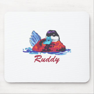 RUDDY DUCK MOUSE PADS