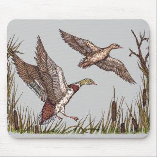 Ruddy Ducks Mouse Pad