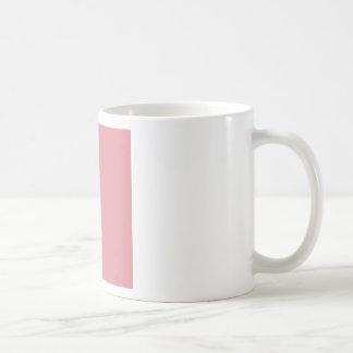 Ruddy Pink Classic White Coffee Mug